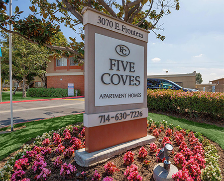 Five Coves Apartment Homes Accent Image